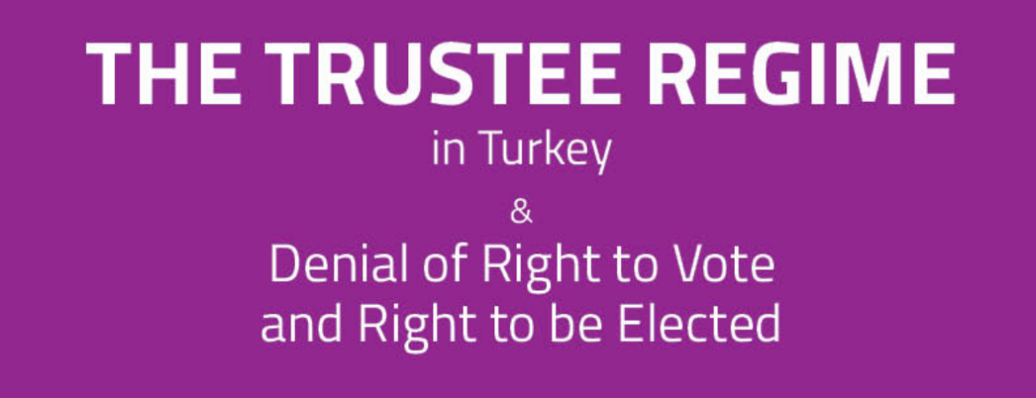 Our kayyım-trustee report has been released