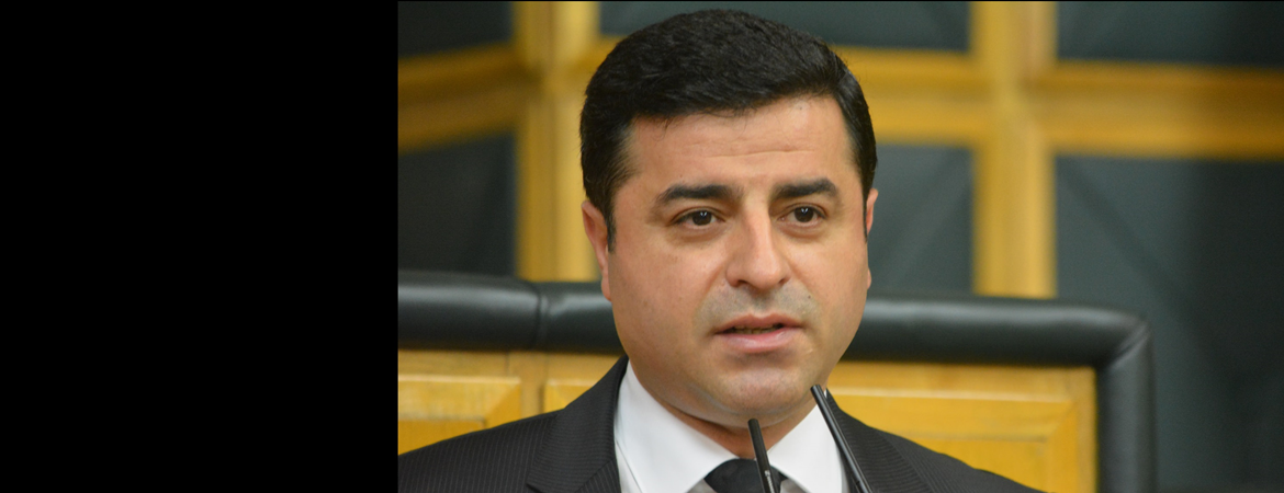 Demirtaş: Turks have to understand that the Kurdish struggle for democracy in the past is for everyone