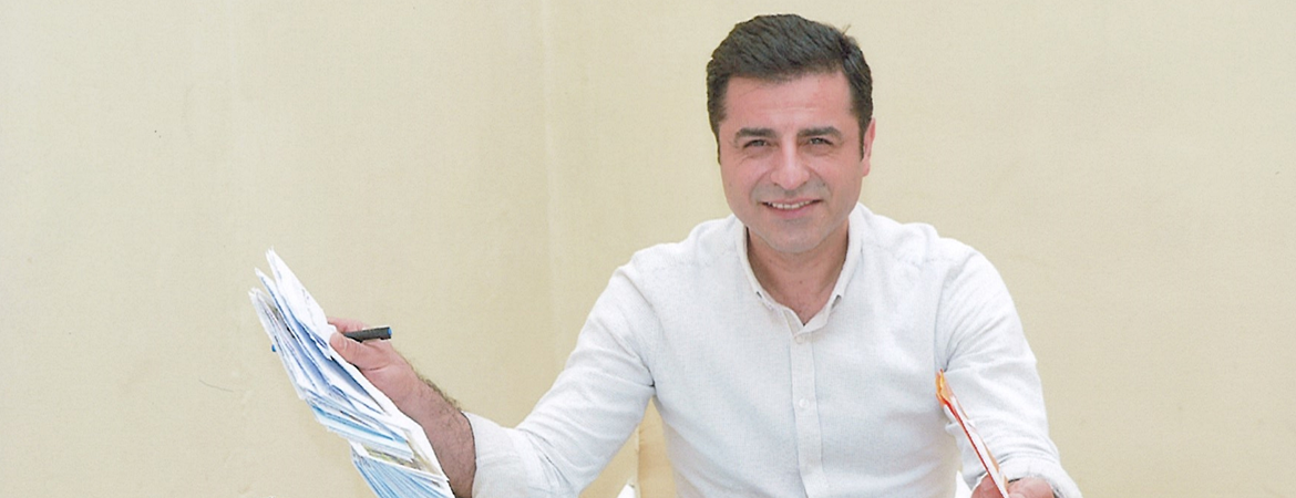 Demirtaş: We can solve all the problems of our country through peace, solidarity and unity