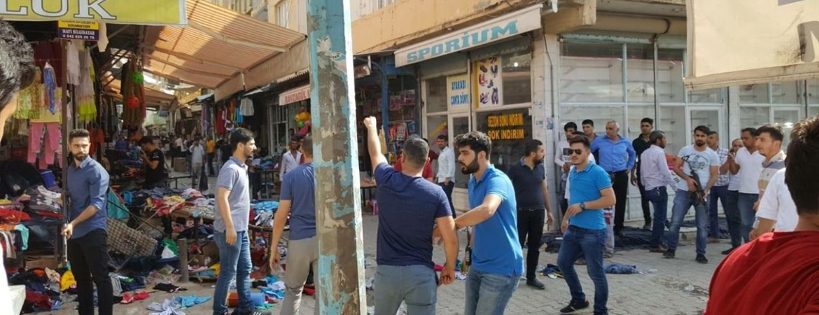 HDP's preliminary report on the attack in Suruç