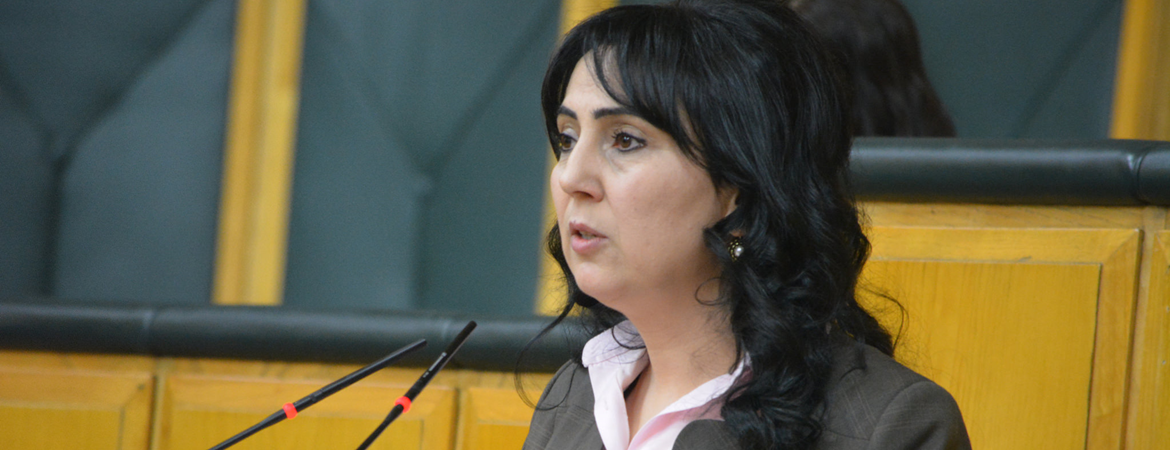 The court ruling on Figen Yüksekdağ is not lawful but arbitrary and political