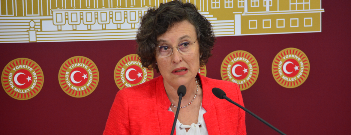 Kerestecioğlu: The silence of the ECHR is encouraging the Turkish Government