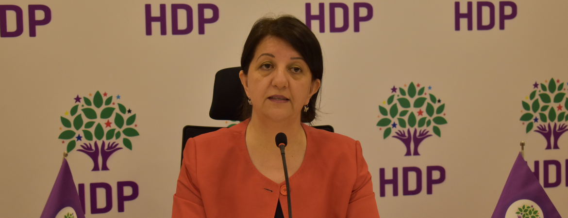 Buldan: You won't win an election at those municipalities in a thousand years
