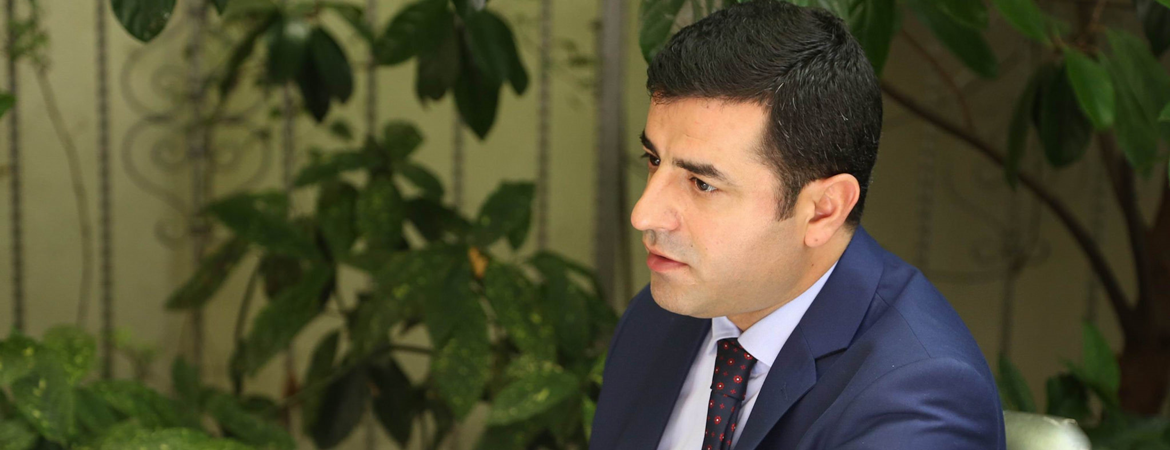 Demirtaş refused to come to the Ankara for the hearing