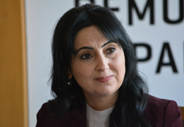 Revocation of Yüksekdağ's parliamentary membership is unacceptable