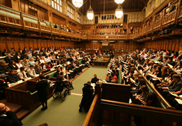 A Solidarity Motion by UK Parliament