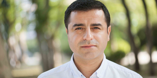 Demirtaş: Europe is letting Turkey's opposition down