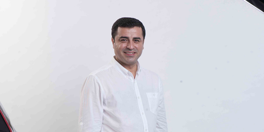 Demirtaş: I am running for president in Turkey, from my prison cell