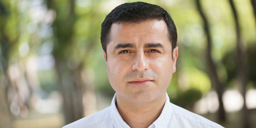 Demirtaş: Authoritarian regimes eventually collapse; sometimes it happens quickly, sometime it takes longer