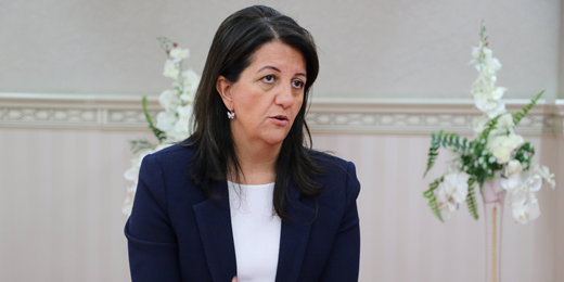 Buldan: Today, the biggest obstacle to another peace process in Turkey is the attitude of the AKP and MHP
