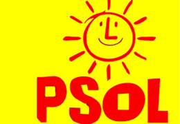 Solidarity letter from PSOL of Brasil