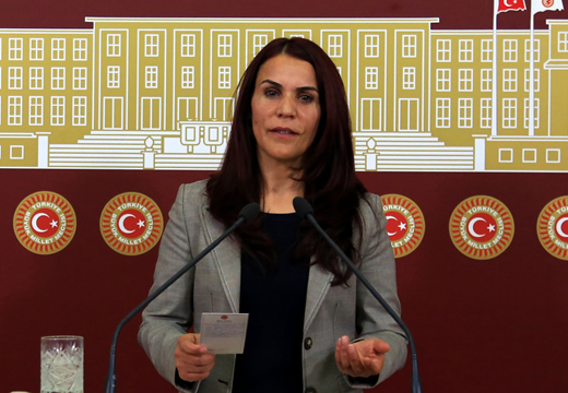 HDP Women's Assembly Spokesperson and Siirt MP Besime Konca Arrested Once Again
