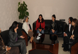 Women MPs Paid A Visit to Gültan Kışanak, The Newly Elected Co-Mayor of Diyarbakır