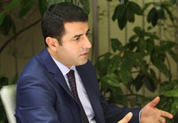 Co-Chair Demirtaş: As Members Of Parliament, We Have No Personal Demand Whatsoever...