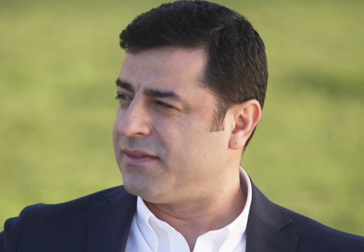 Demirtaş's Poem Has Been banned!