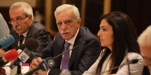 Ahmet Türk: Voters chose me as their mayor. President Erdogan had other ideas.