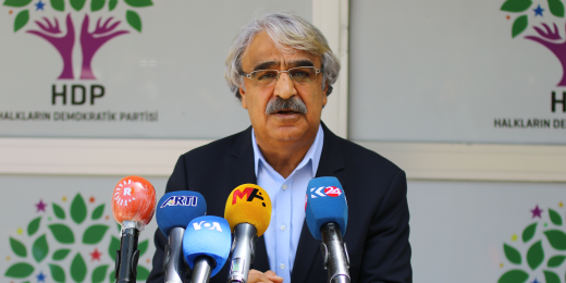 Sancar: The AKP government has appointed trustees to 5 of our municipalities -that is the real coup