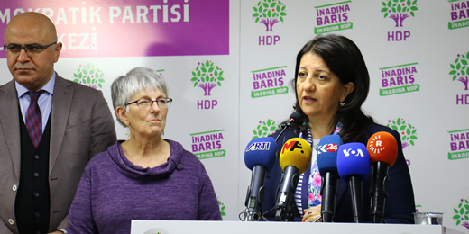 International Peace Delegation: We are not seeing any progress in Mr Öcalan's situation and this gives great cause to concern
